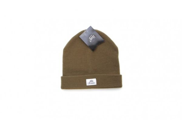Fortis Olive Fold Beanie