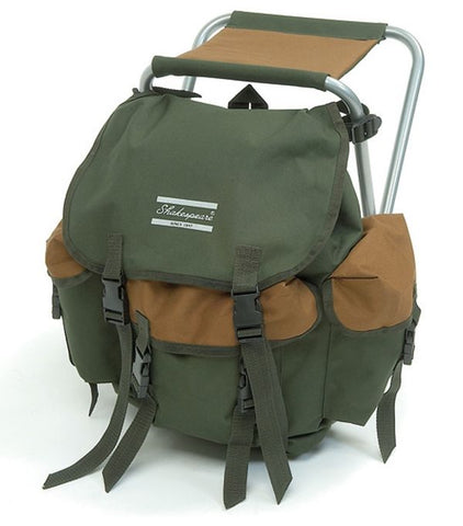 Shakespeare Folding Fishing Stool Backpack