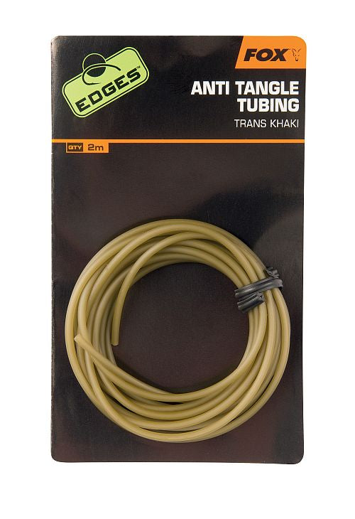 Fox Edges Anti Tangle Tubing