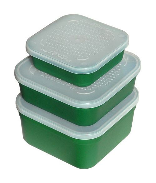 Drennan Maggibox Bait Maggot Box Green