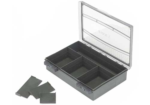 Fox F Box Medium Single Sided Carp Tackle Rig Box