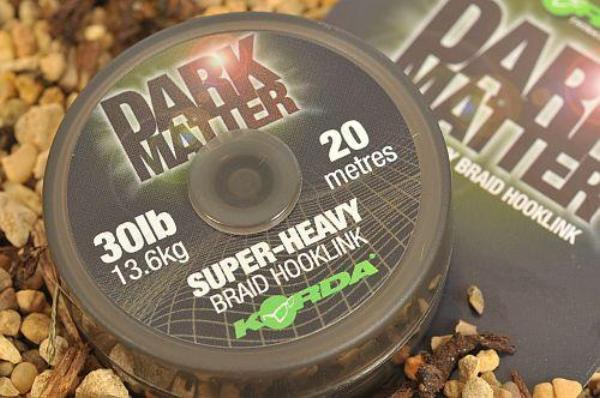 Korda Dark Matter Super Heavy Braid