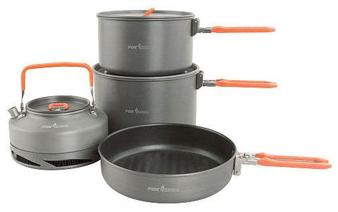 Fox Cookware Large 4 Piece Pan Set