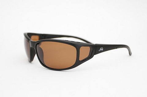 Fortis Wraps 24/7 Brown Lense Sunglasses