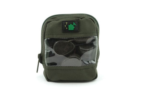 Thinking Anglers Clear Front Zip Pouch