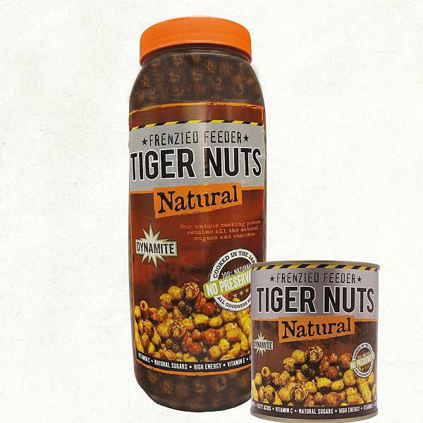 Dynamite Baits Frenzied Feeder Tiger Nuts