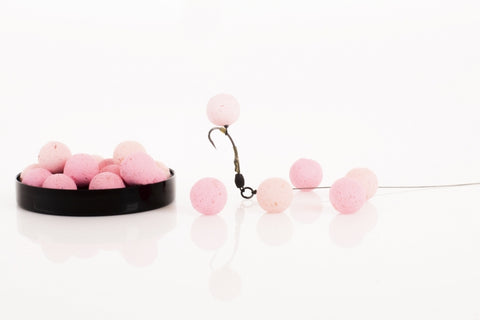 Nashbait Citruz Pop Ups Pink 15mm