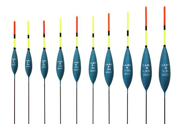 Drennan Carp 6 Series Pole Floats