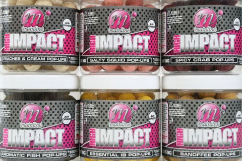Mainline Baits High Impact Pop Ups 15mm