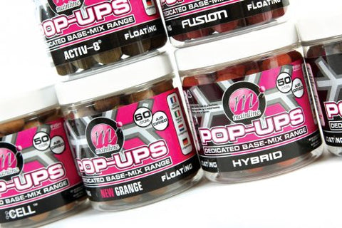 Mainline Baits Dedicated Base Mix Pop Ups