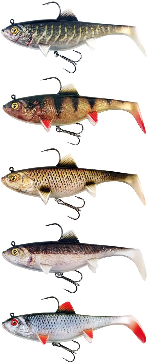 Fox Rage Natural Replicant Wobble Lures 7.5 cm