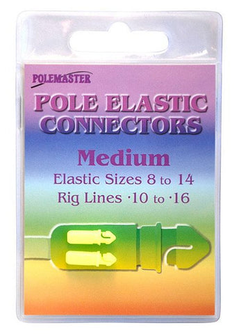 Drennan Pole Solid Elastic Connectors