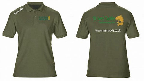 St Ives Tackle Promo Team Polo Shirt