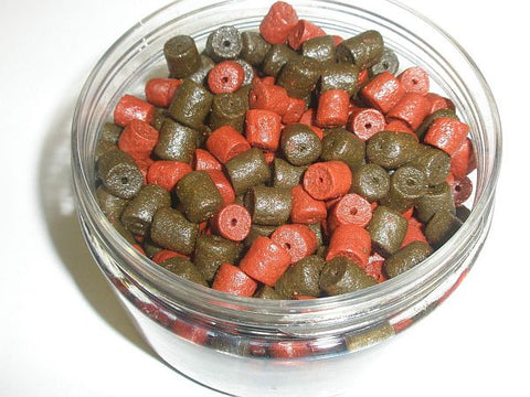 Dynamite Baits Krill Hook Pellets Pre Drilled 8mm