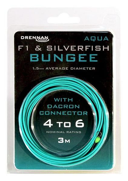 Drennan F1 and Carp Bungee Hollow Pole Elastic
