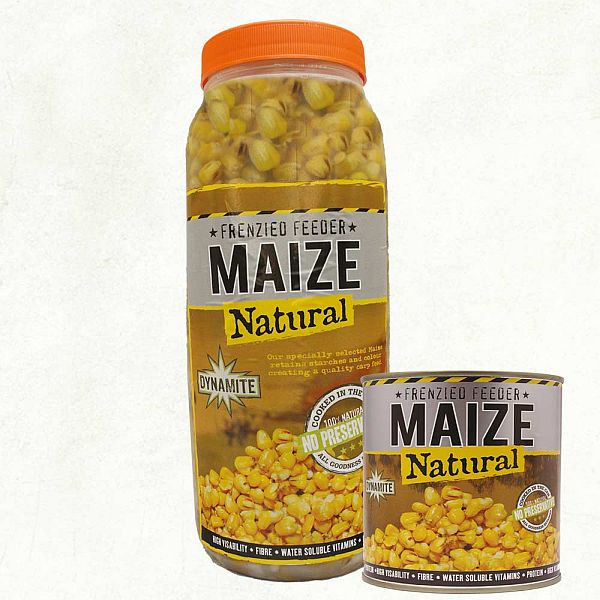 Dynamite Baits Frenzied Feeder Maize