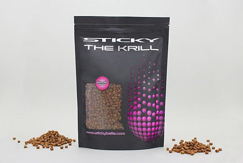 Sticky Baits The Krill Pellets