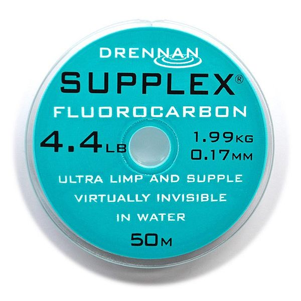 Drennan Supplex Fluorocarbon Line 50m