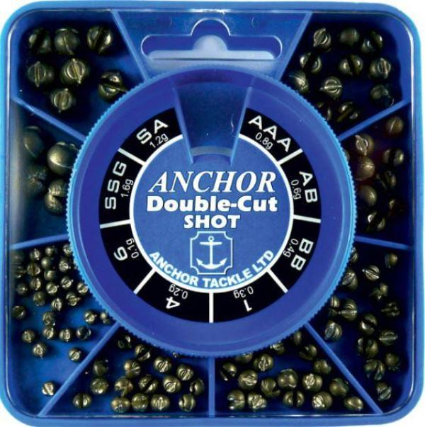 Anchor Premium Double Cut Fishing Shot 8 Dispenser