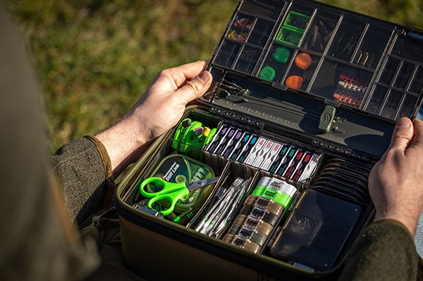 Korda Tackle Box Complete Storage System