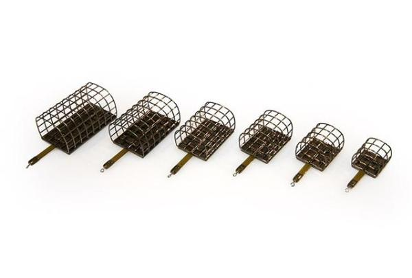 Drennan Stainless Oval Cage Feeder