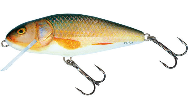 Salmo Floating Perch 8cm