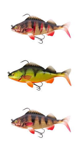 Fox Rage 10cm 20g Realistic Perch Replicant