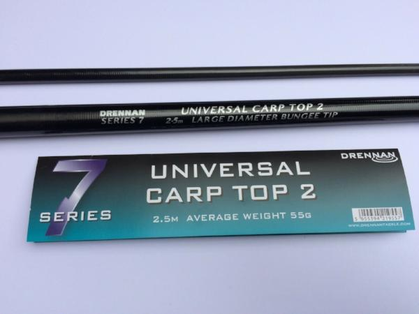 Drennan 7 Series Universal Carp Top 2 Kit