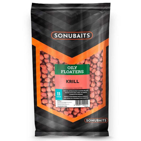 Sonubaits Oily Floaters