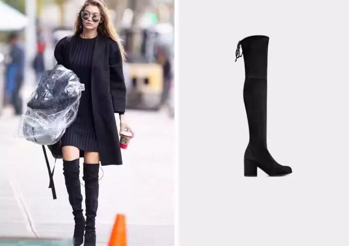 Fashion Trend-Women's Long Boots Comfortable Shoes