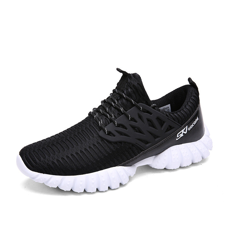 OBBVY-Lightweight Running Shoes Mesh Sneaker Size EU39-45/US6.5-11