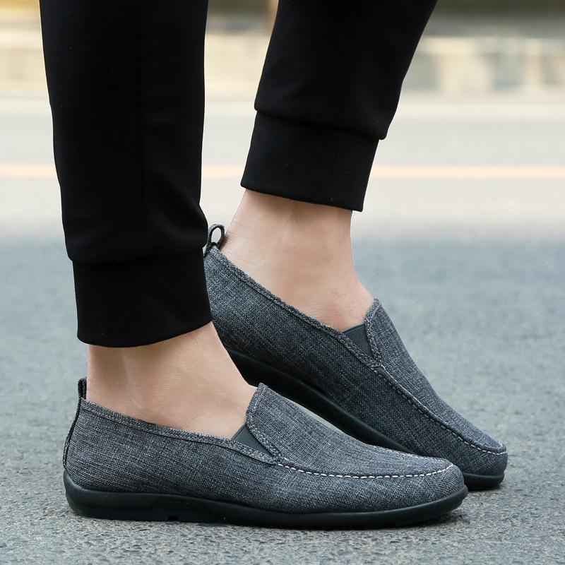 OBBVY-Casual Loafers Soft Breathable