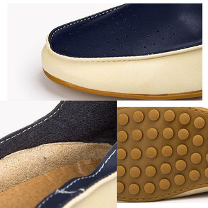 OBBVY-Color Matching Loafers Ultra Size EU39-47/US6.5-11.5