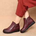 OBBVY-Plus Velvet Warm Non-slip Shoes