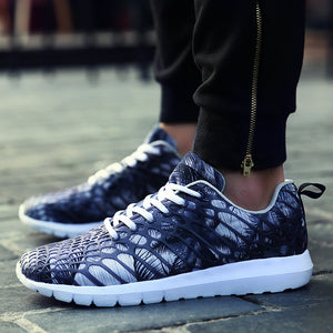 OBBVY-Camouflage Casual Shoes Couple Sneakers