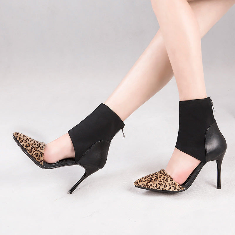 OBBVY-High Heels Pump Shoes Size EU34-43