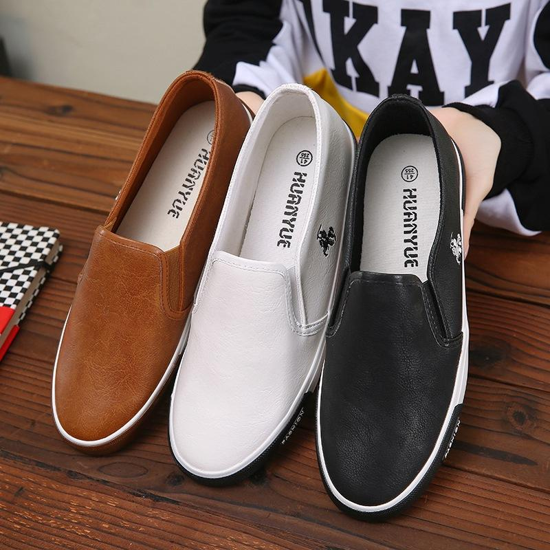 Men's Popular and Comfortable Leather Shoes