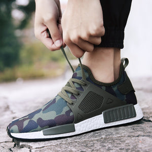 OBBVY-Breathable Sports Shoes Camouflage Sneaker Size EU39-48/US6.5-13.5