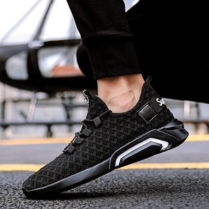 OBBVY-Men's Mesh Breathable Casual Shoes Sneaker