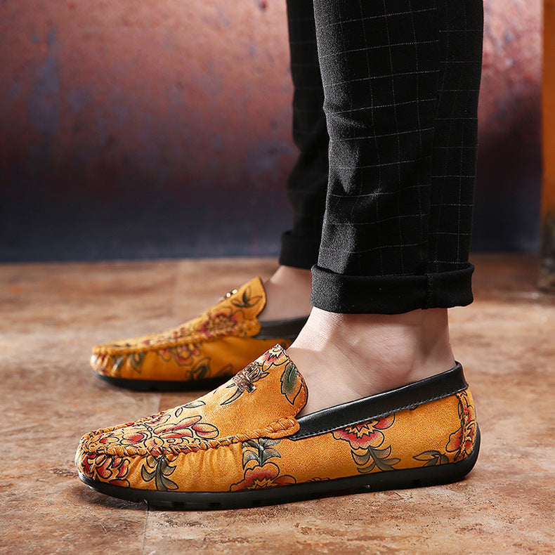 OBBVY-Unique Design Men's Loafers