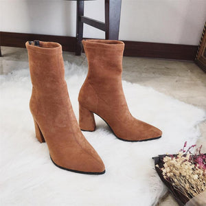 OBBVY-Women's Popular Bare Boots