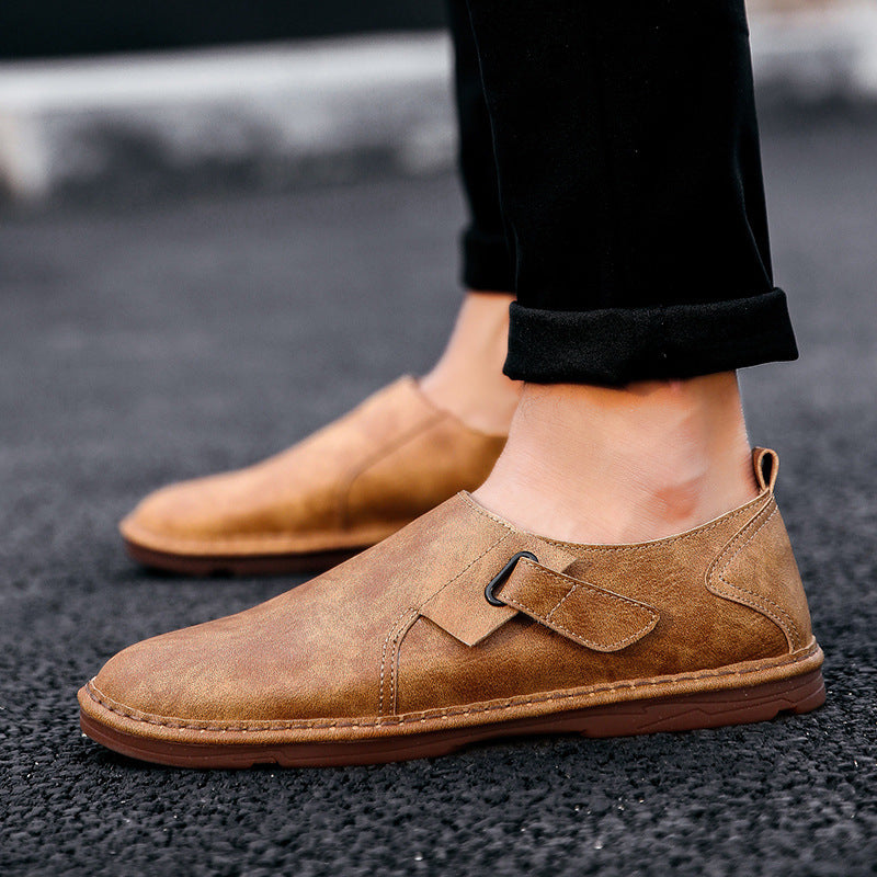 OBBVY-New Men's Loafers Size EU38-47
