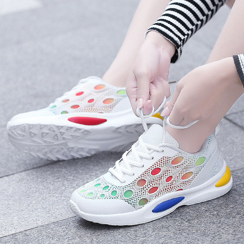 OBBVY-Fashionable Colorful Breathable Sneakers