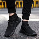 OBBVY-Soft Sole Sneakers Breathable Mesh Shoes