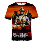 Red Dead Redemption Unisex T-shirt