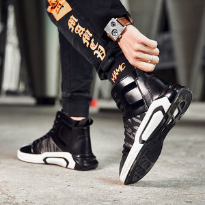 OBBVY-Hip-hop Shoes Street Dance Ins Hot Shoes