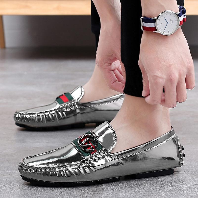 Men's Peas Shoes Casual Shoes