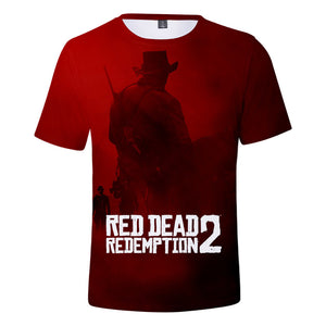 Red Dead Redemption Short Sleeve T-Shirt
