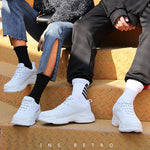 OBBVY-Retro Casual Couple Shoes Unisex Sneakers