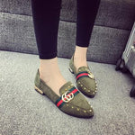 Women's Flat peas shoes beautiful fashion shoes